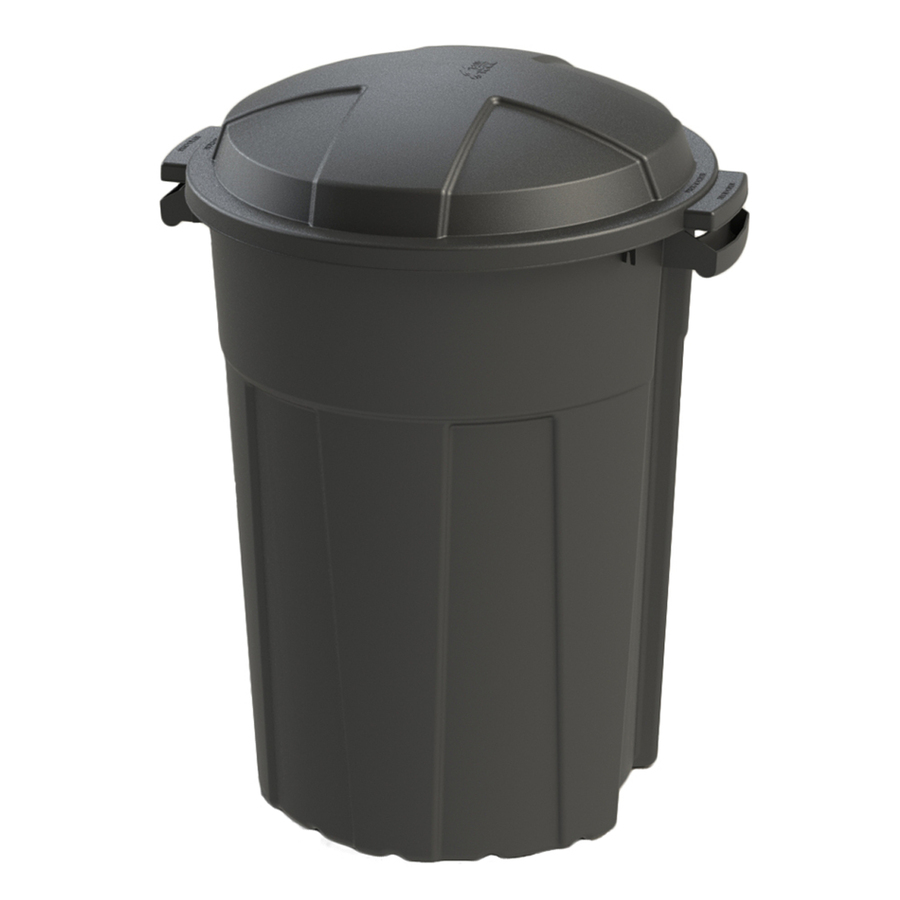 Aluminum Trash Cans Lowes : Meeting equipment